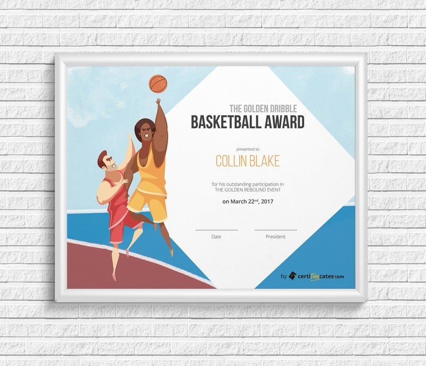 Awards Certificates Templates For Word
