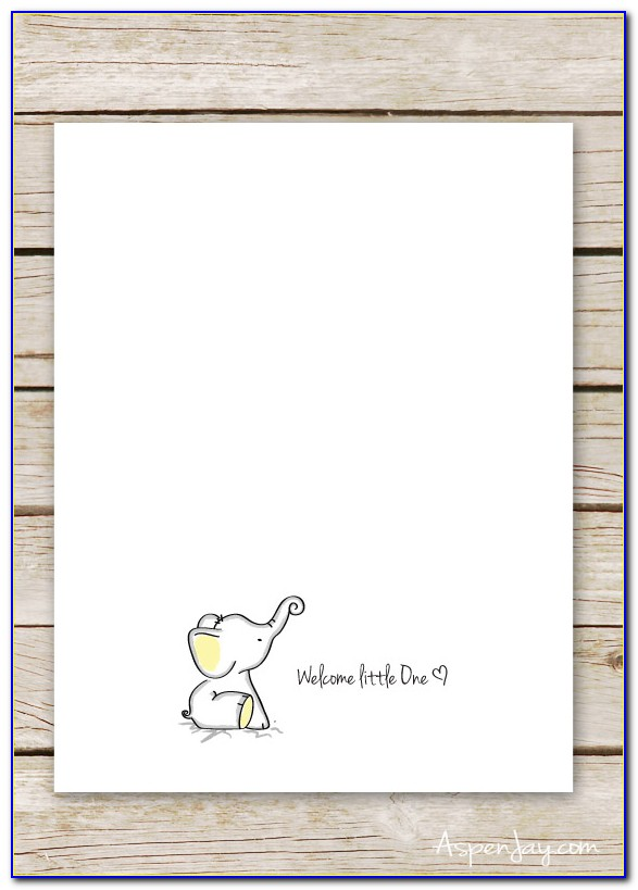 Baby Shower Balloon Guest Book Template