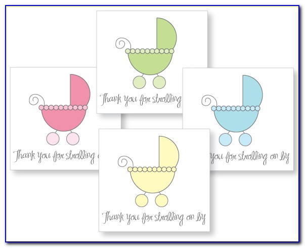 Baby Shower Water Bottle Labels Template