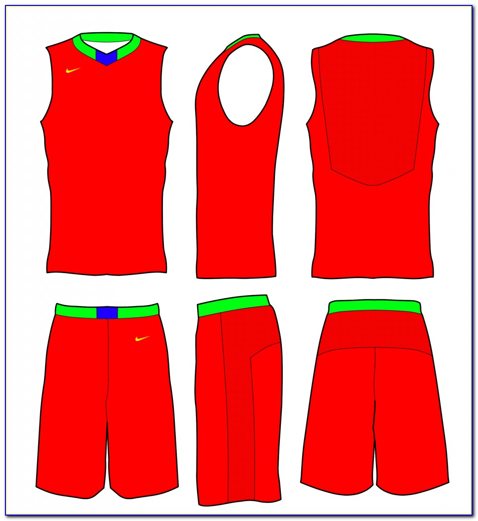 Basketball Jersey Design Template Online