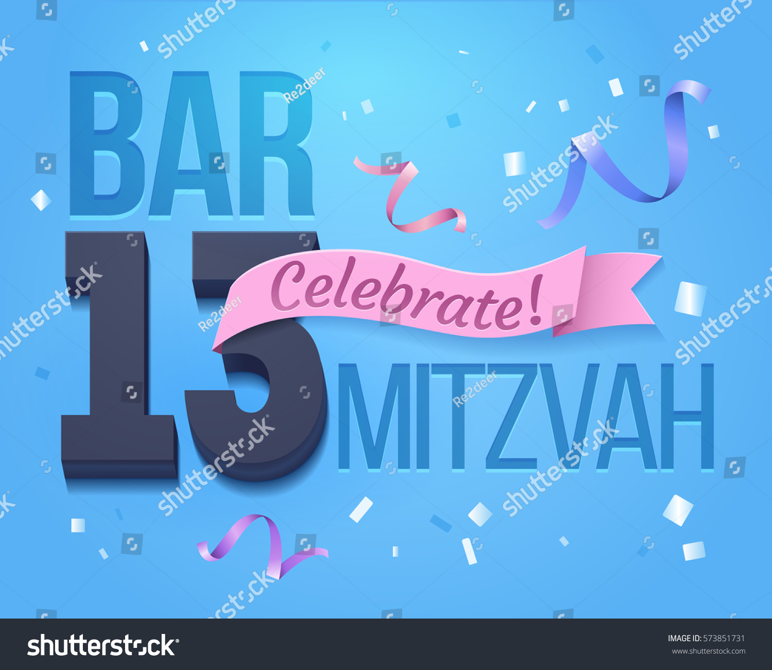 Bat Mitzvah Invitation Maker