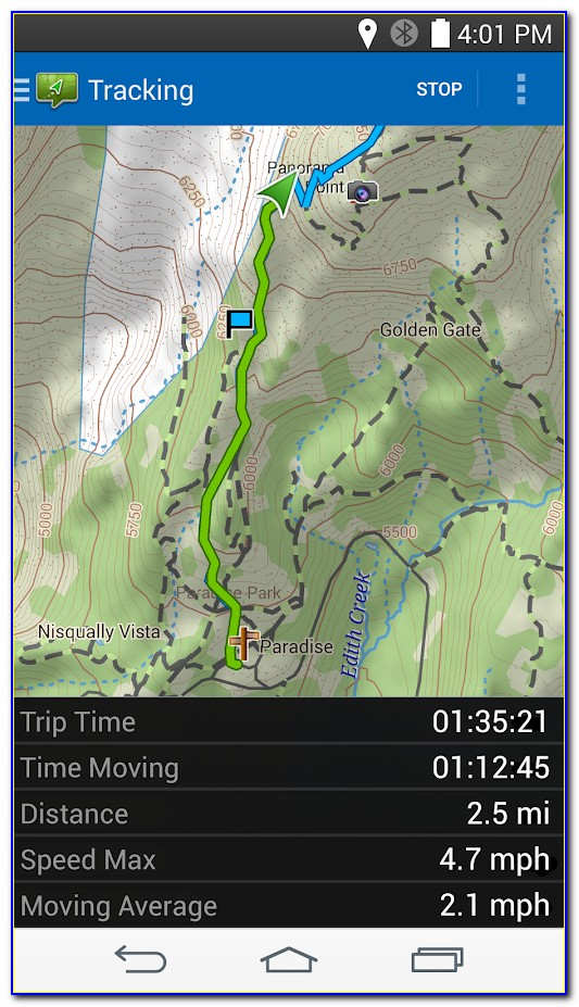 Best Gps Topo Maps For Iphone