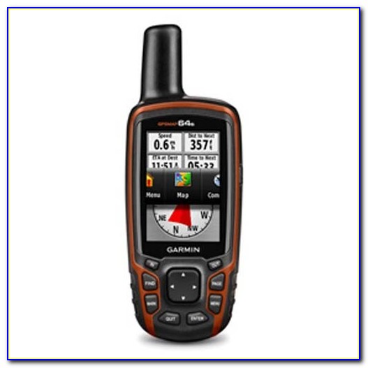Best Handheld Gps With Topo Maps