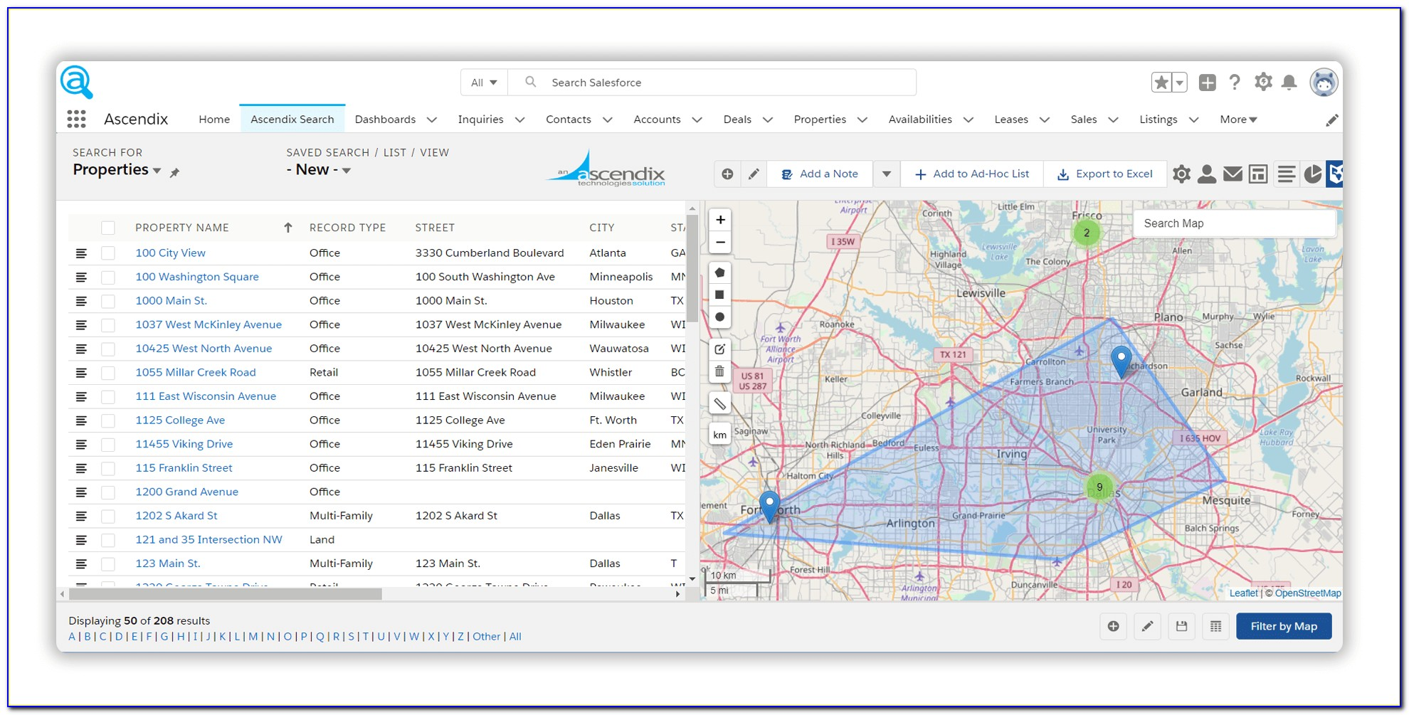 Best Mapping Software For Commercial Real Estate