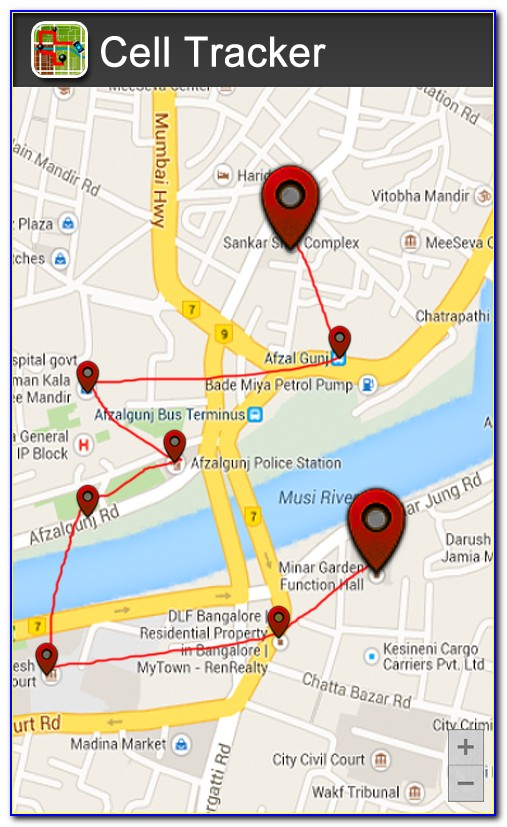 Best Mobile Phone Tracker With Google Map