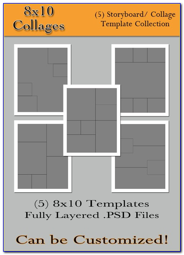 Best Photo Collage Template