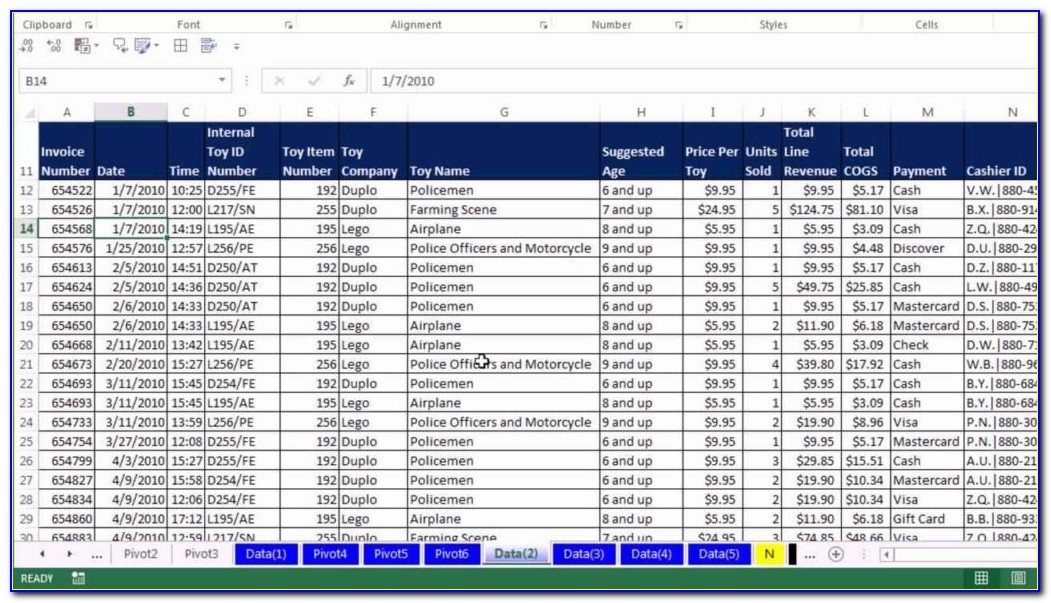 Best Project Management Spreadsheet