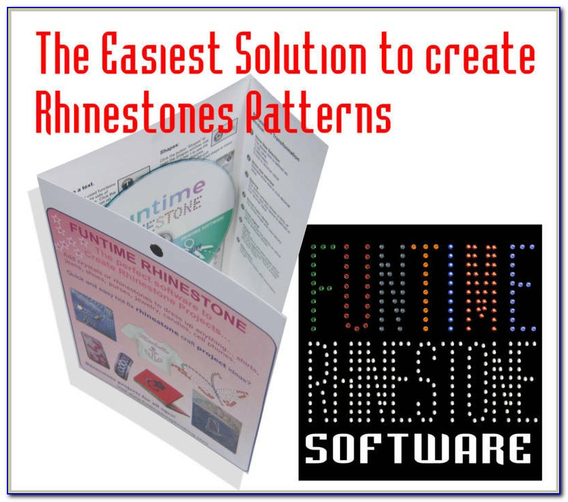 Best Rhinestone Template Software