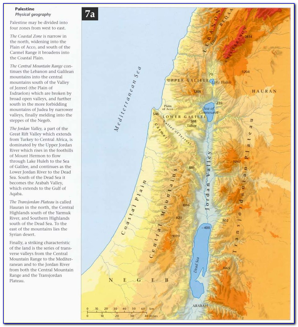 Bible Map Land Of Shinar