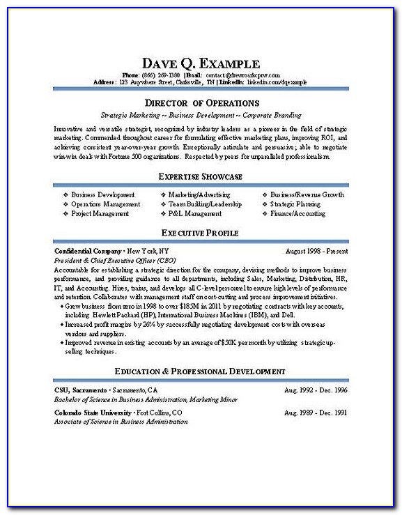 Director Resume Example Board Of Directors Resume Board Of Directors Resume