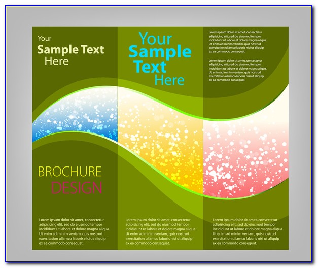 Brochure Templates Free Download For Coreldraw