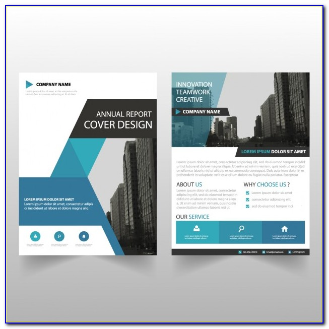 Business Brochure Template Free Download
