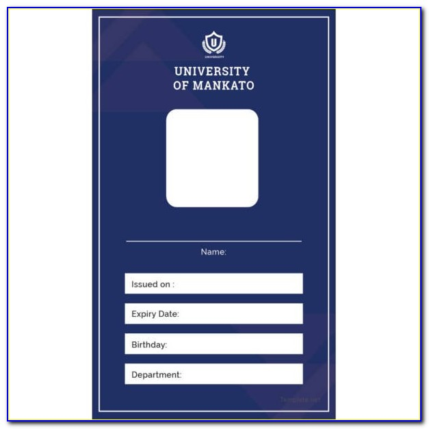 Business Id Card Templates