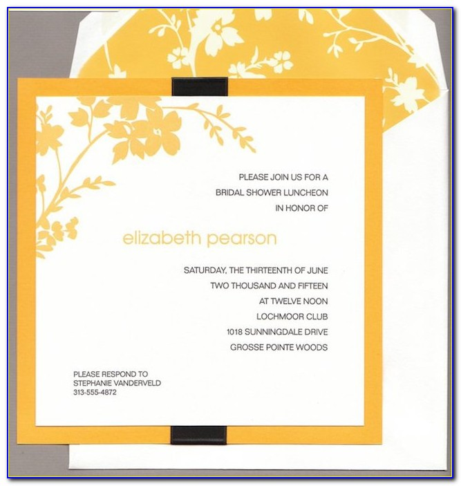 Business Lunch Meeting Invitation Sample