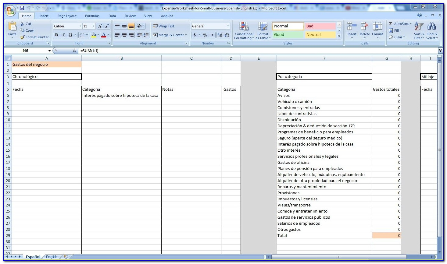 Free Small Business Expense Tracking Spreadsheet With Regard To Small Business Expense Spreadsheet Tracking Template Invoice Free