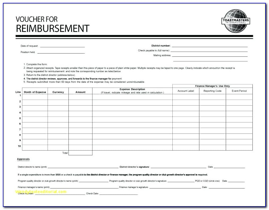 California Workers Comp Mileage Claim Form