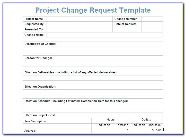 Change Management Powerpoint Template Free Download