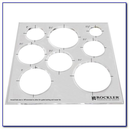 Circle Template For Router