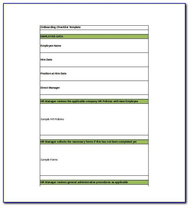 Client Onboarding Template Excel