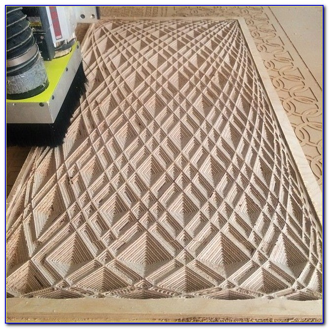 Cnc Router Guitar Template