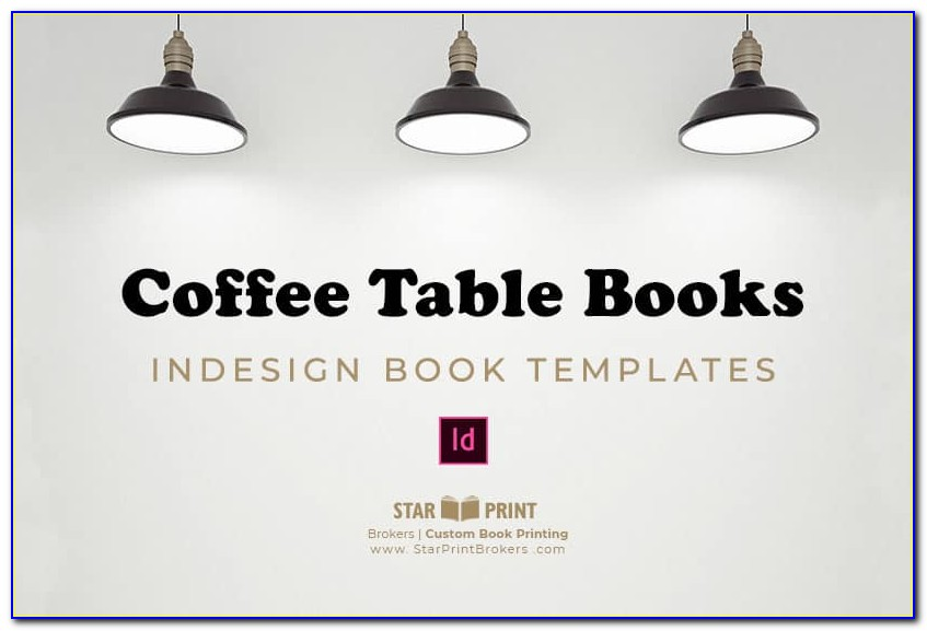 Coffee Table Book Template Download