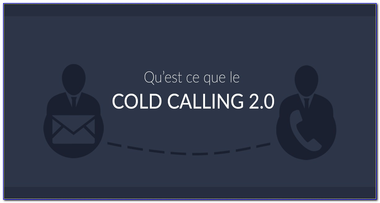 Cold Calling 2.0 Email Templates
