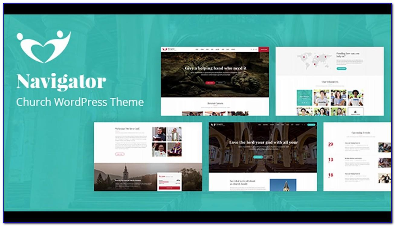 College Website Templates Free Download Themeforest