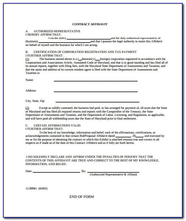 Commercial Cleaning Contract Template Free