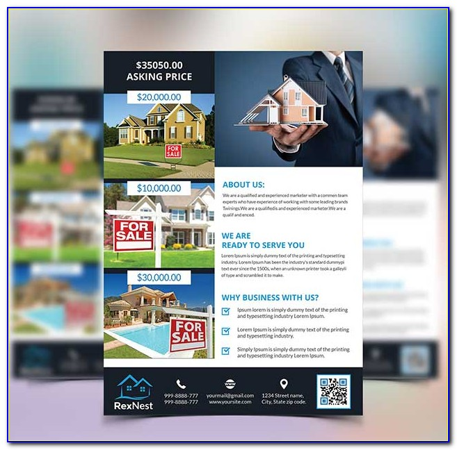 Commercial Real Estate Ad Templates