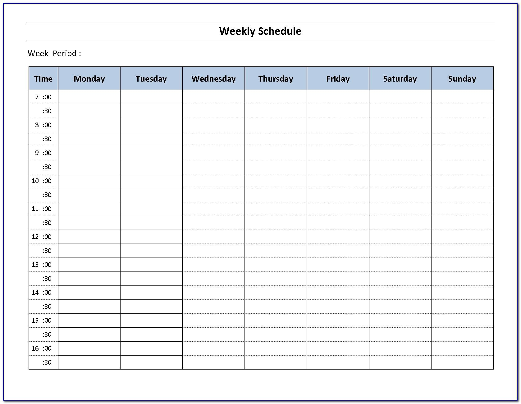 Construction Project Schedule Template Excel Free Download