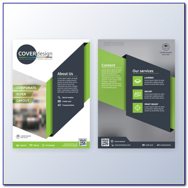Corporate Business Flyer Templates Free Download