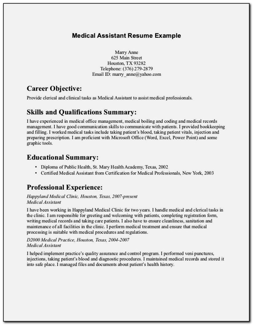 Sample Cover Letter For Medical Coding Job With No Experience