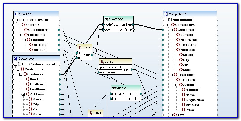 Data Mapping Software Excel