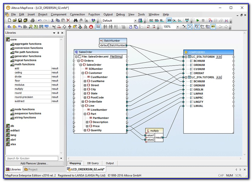 Data Mapping Software For Mac