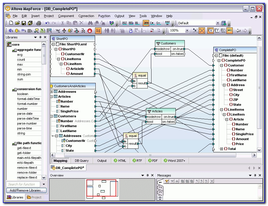 Data Mapping Software Open Source