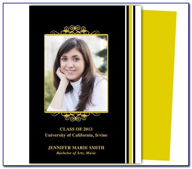 Diy Graduation Invitation Templates Free