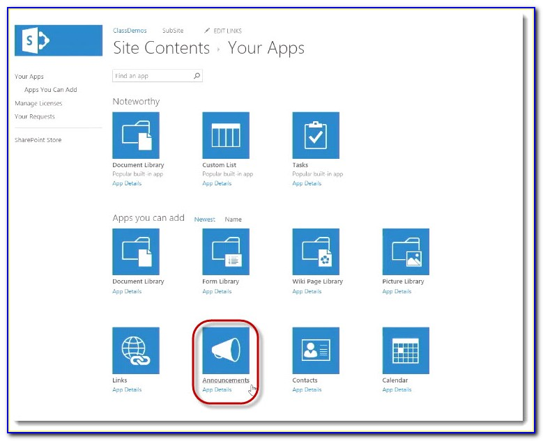 Document Library Template Sharepoint Online