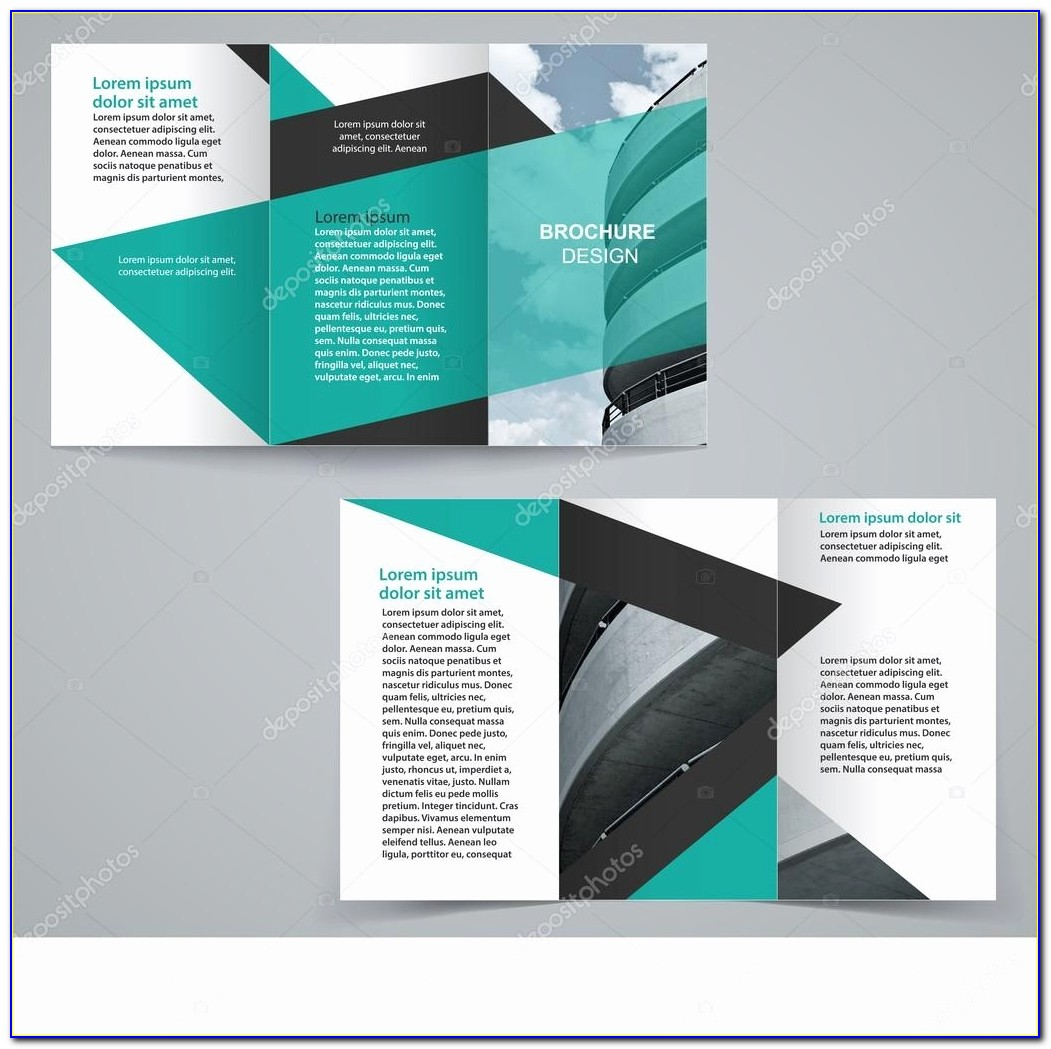 Double Sided Tri Fold Brochure Template New Double Sided Tri Fold Brochure Template Templates Nice Double Sided
