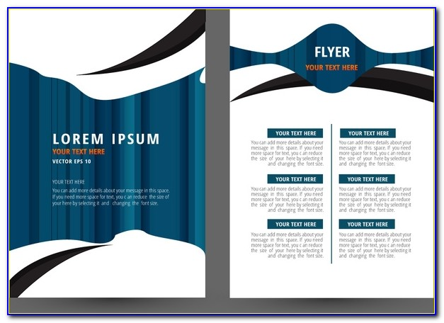 Editable Business Flyer Templates