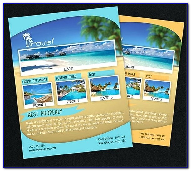 Editable Flyer Templates Free Download