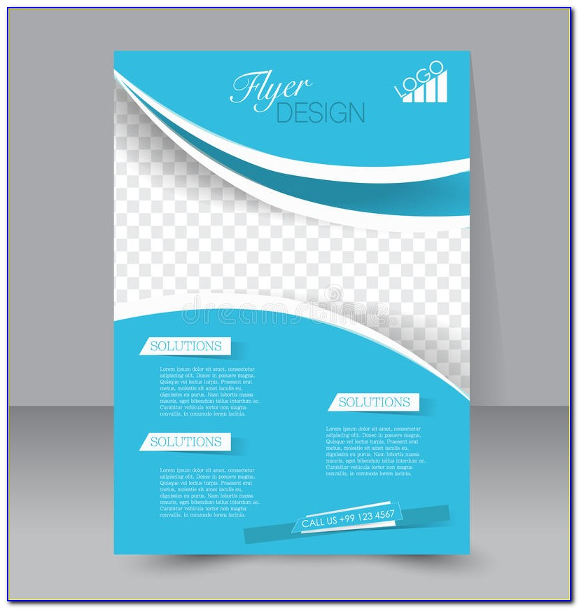 Editable Flyer Templates Online Free