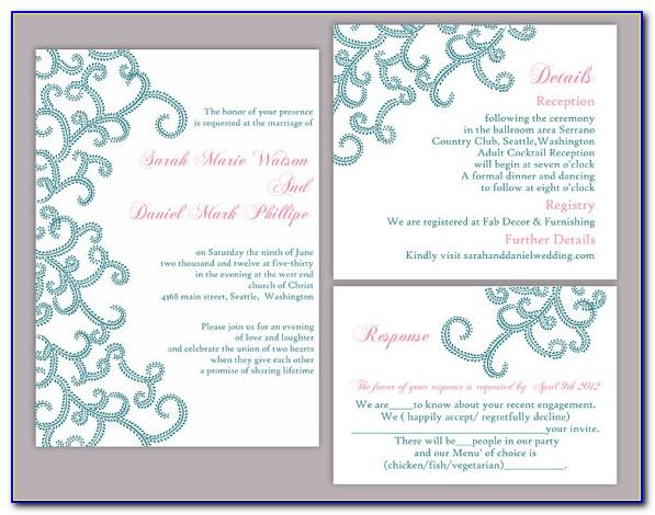 Editable Indian Wedding Invitation Video Templates Free Download