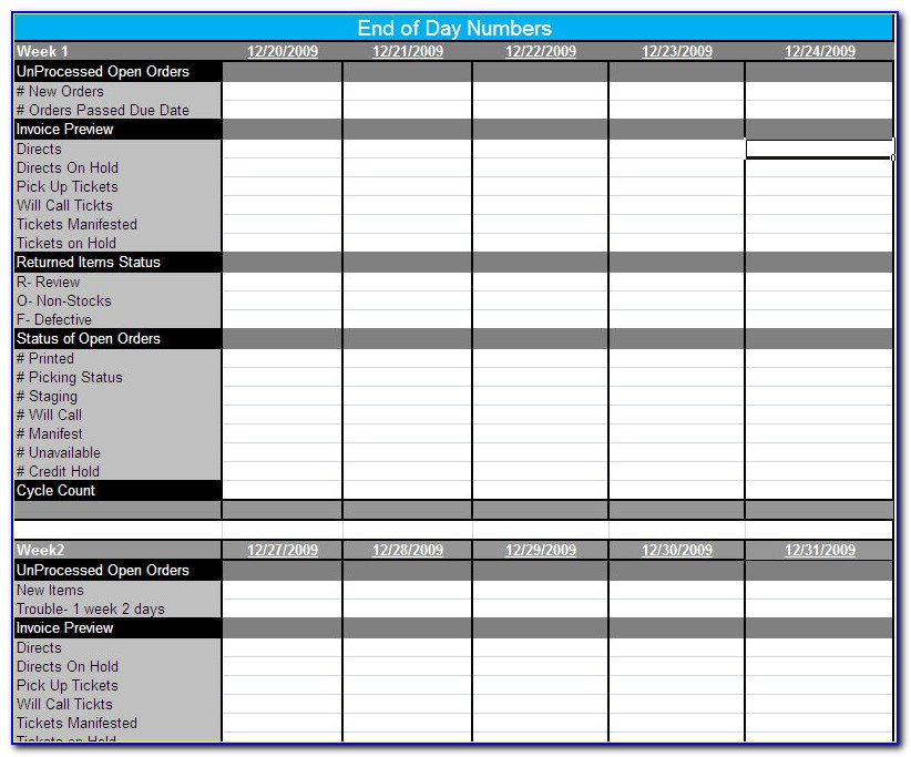 Erp Implementation Project Plan Template Excel