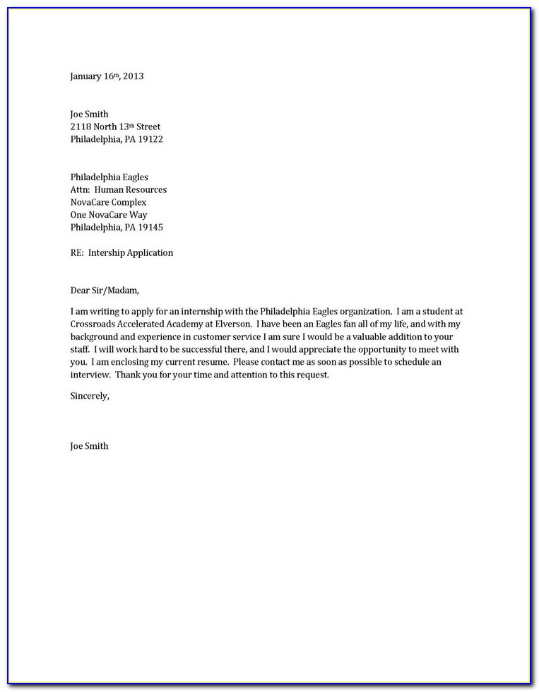 Examples Of Teaching Resumes And Cover Letters