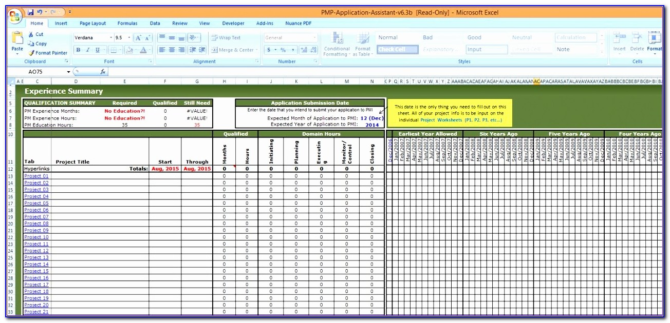 Excel Inventory Management System Template