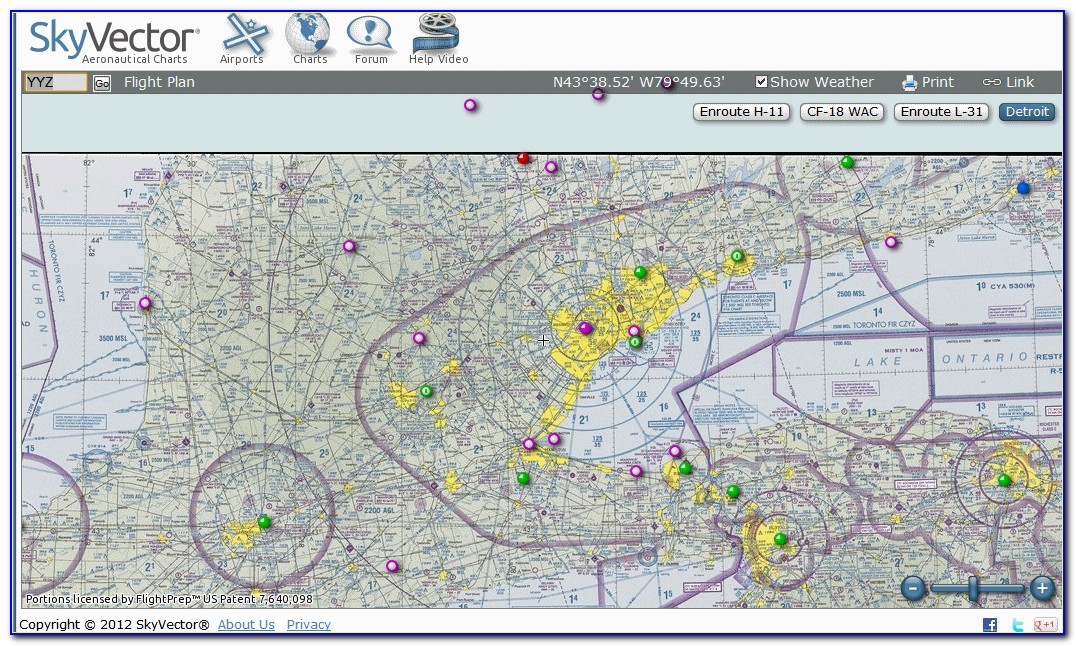 Faa Sectional Maps Online