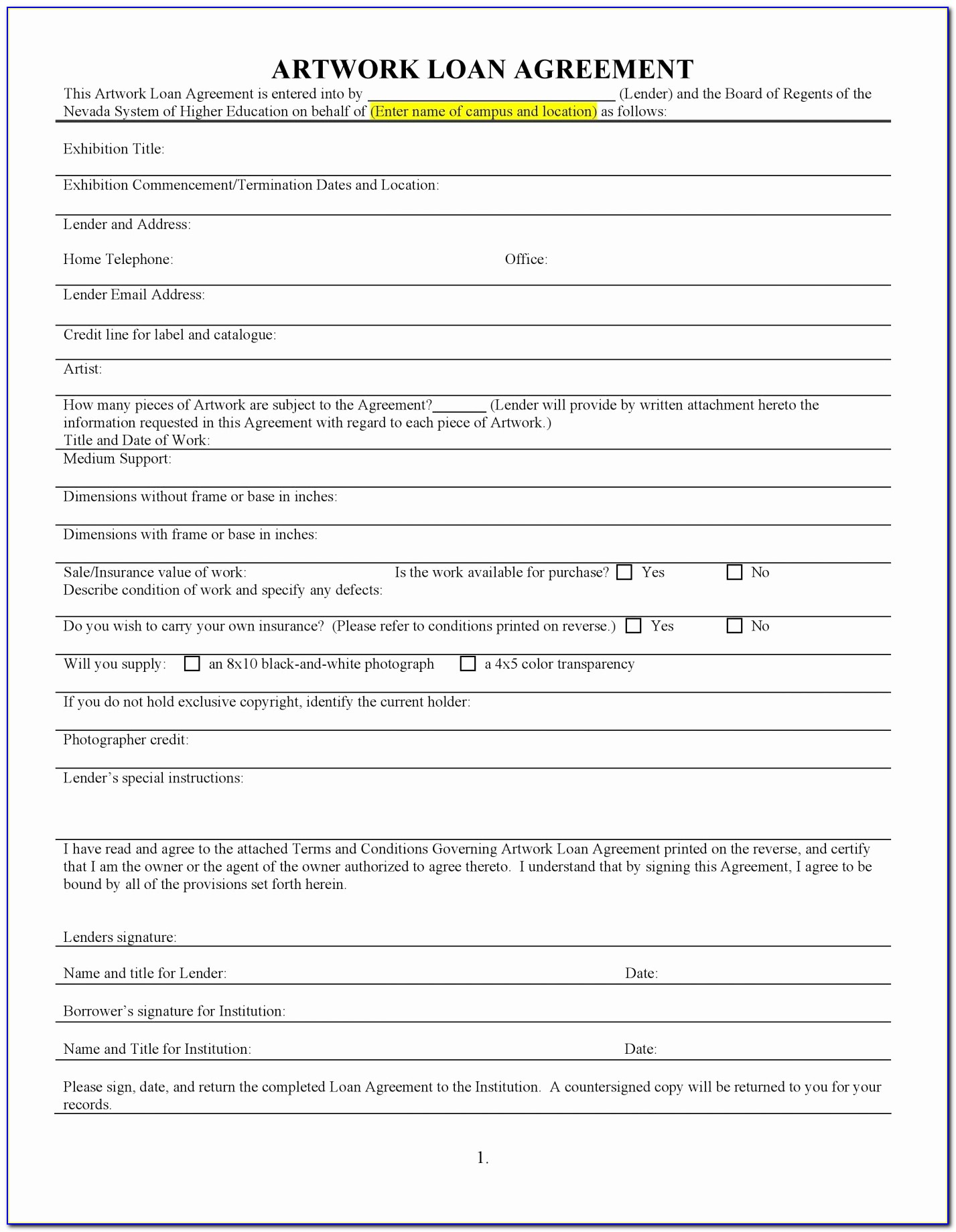 Family Photography Contract Template Unique Loan Agreement Template Uk Master Services Agreements And Pdf