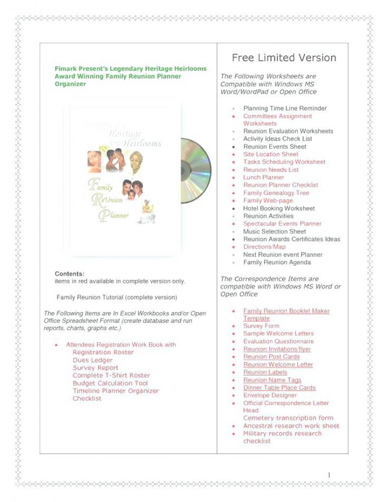 Family Reunion Welcome Letter Traditional Family Reunion Welcome Letter Template – Wiini.cov