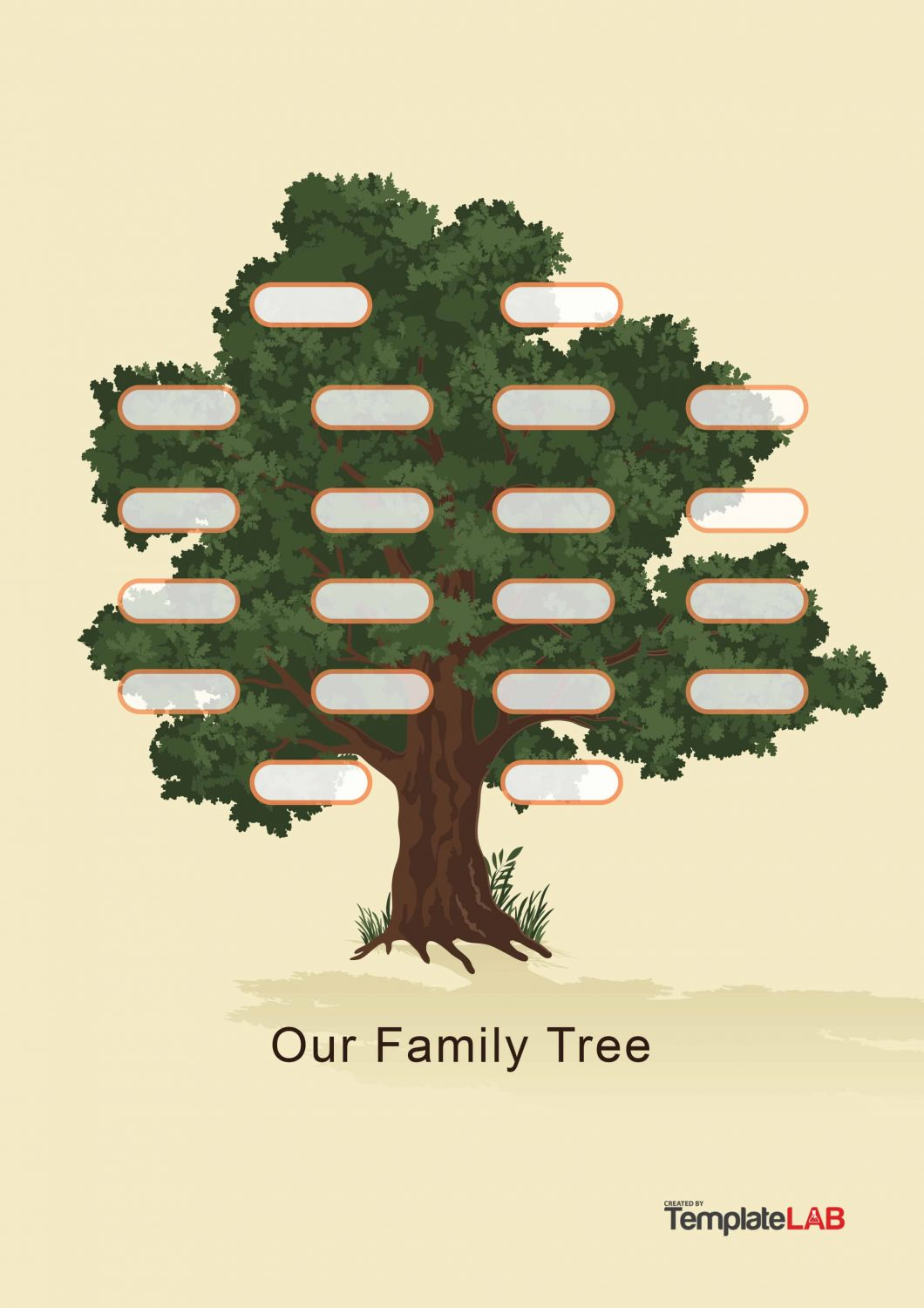 Family Tree Scrapbook Templates Free Vincegray2014