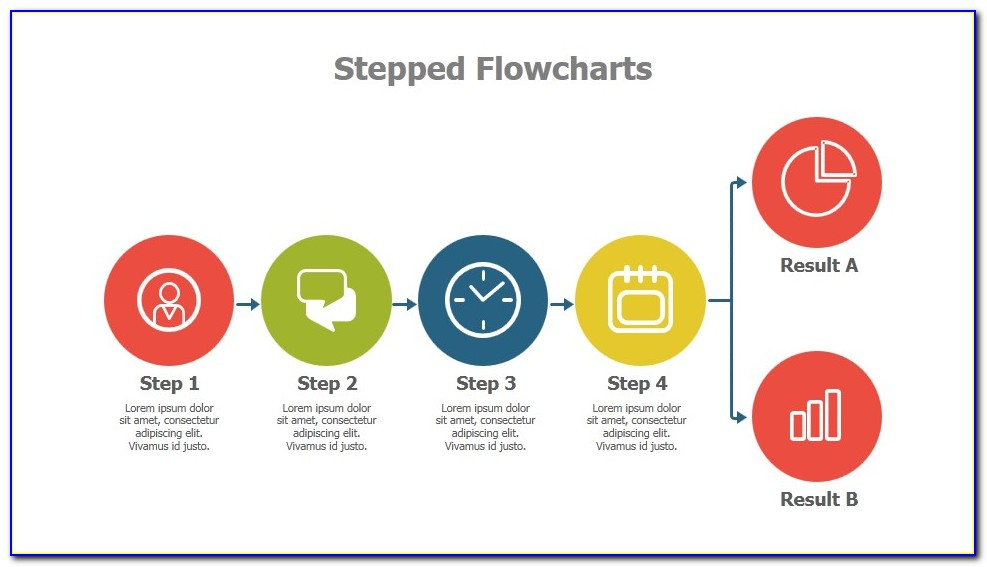 Flow Chart Template Powerpoint Free Download